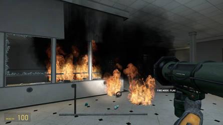 GMod - Office Plus Grenades