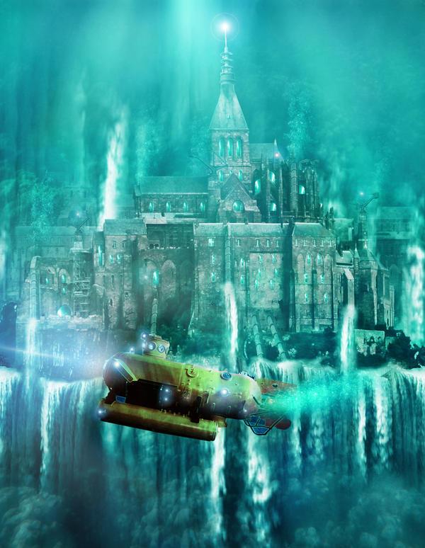 Atlantis by BBarends