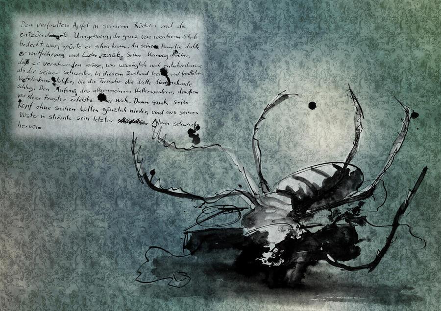 Kafka die verwandlung 12 by bbarends on deviantart for Raumgestaltung die verwandlung