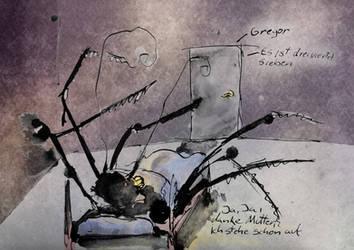 Kafka - Die Verwandlung 02 by BBarends