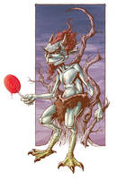 Never Trust a Goblin by GreatScottArt