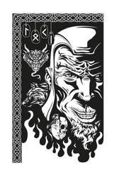 Loki by GreatScottArt
