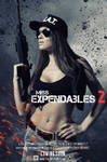 Miss Expendables 2
