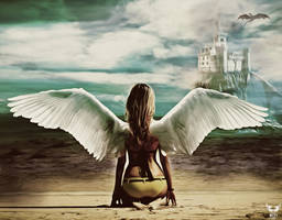Lost Angel by The-Devils-Eye