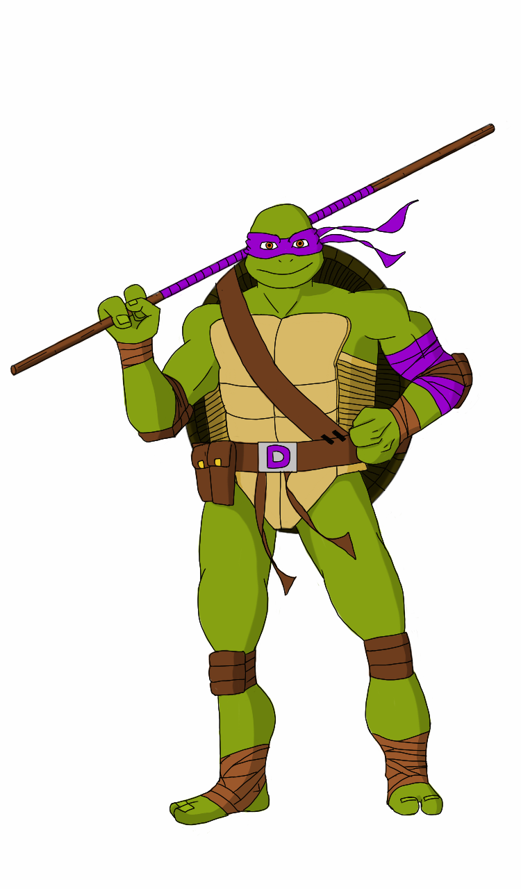 Donatello by TJJones96 on DeviantArt