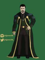 Ra's Al Ghul by TJJones96