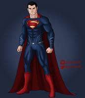 The Man of Steel by TJJones96