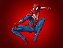 Marvel's Spider-man by TJJones96