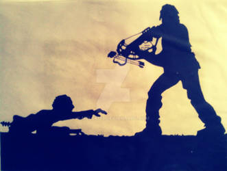 Daryl Dixon by Melski83