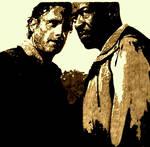 Rick and Morgan