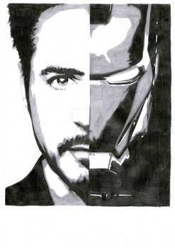 Tony Iron Man Stark
