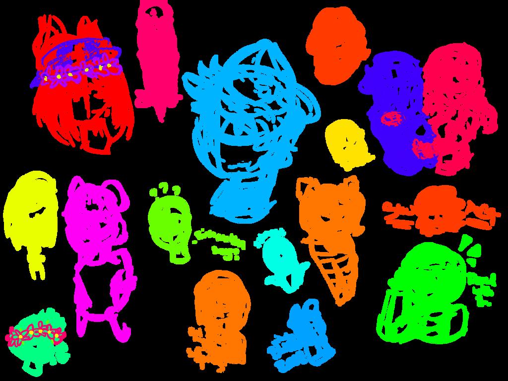 Mcsm Sketch Dump by SpiceyJackEmoji