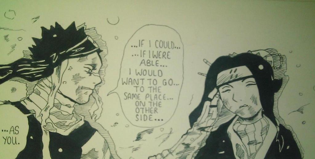 Zabuza and Haku, Goodb...