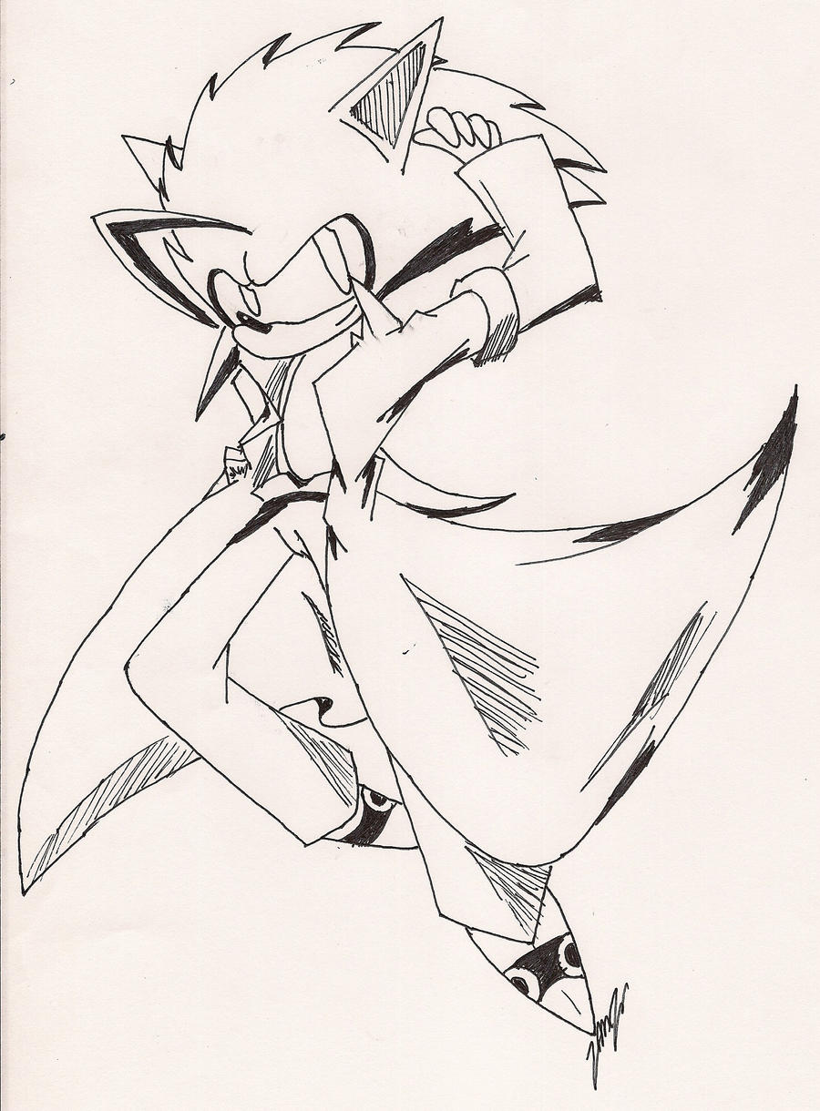 cool sonicstyle character by sonicguy25 on deviantart