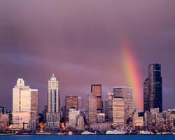 Seattle by shootstuffguy