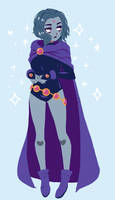 Raven by hirosi41
