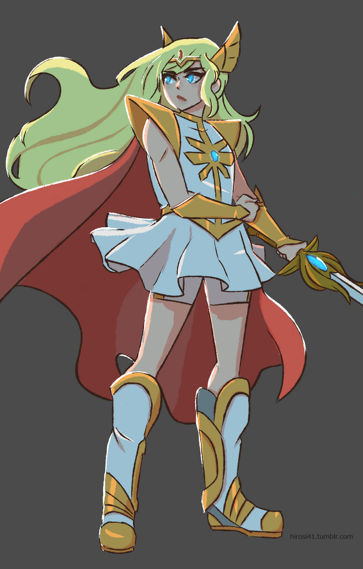 She-Ra by hirosi41