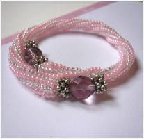 Memory Spiral - Soft Pink by LadyFlynn