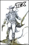 Tex Ranger By Bonelli Comics