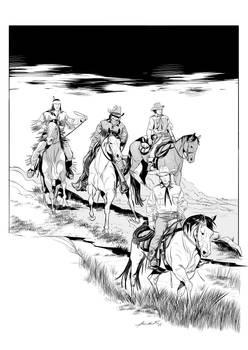 70anos de aventura!...bonelli comics
