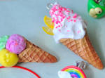 Ice Cream Detail by Madizzo