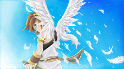 Pit Kid Icarus By EmPeeFour On DeviantArt