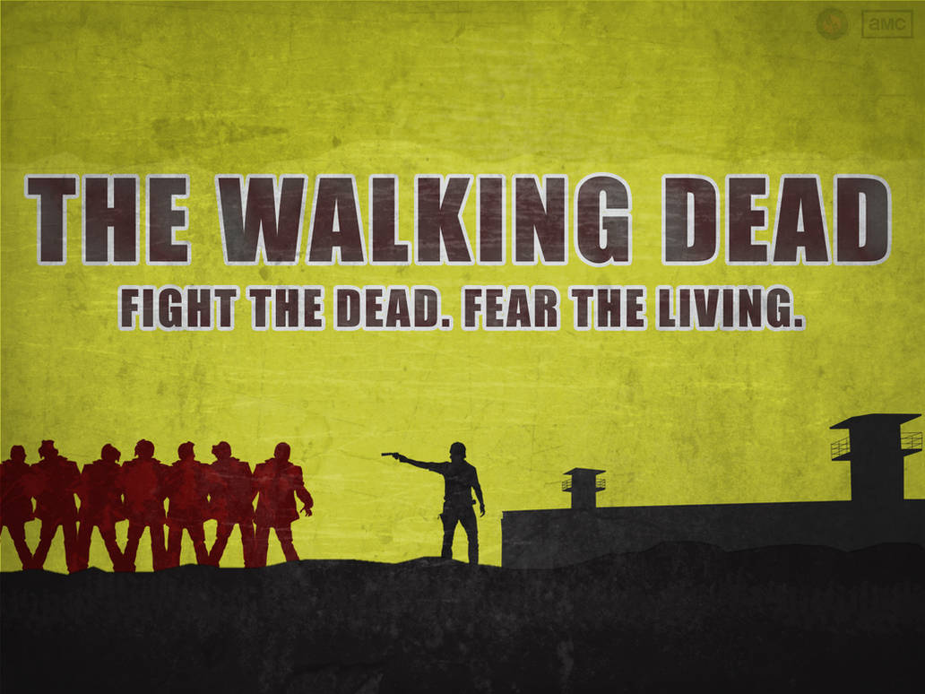 Walking Dead Wallpaper By A B Original On Deviantart