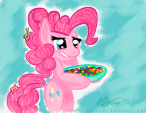 Candy Pie (April Fools 2015)