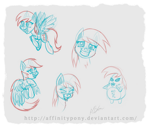 Little Derps (Sketches)