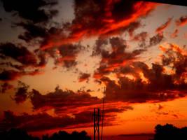 Fire Sky, Fire Heart by Safara333