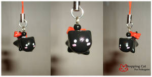 Dropping Cat Charm