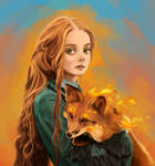 Fire Fox and The Girl