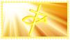Stamp-Cross Fish