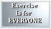 Stamp-Exercise Is For Everyone by Jazzy-C-Oaks