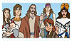 Stamp-Animated Bible Stories by Jazzy-C-Oaks