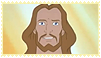 Stamp-Animated Bible Jesus by Jazzy-C-Oaks