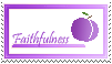 Stamp-Fruit Of The Spirit 7
