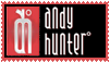Stamp-Andy Hunter by Jazzy-C-Oaks