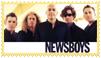 Stamp-Newsboys by Jazzy-C-Oaks