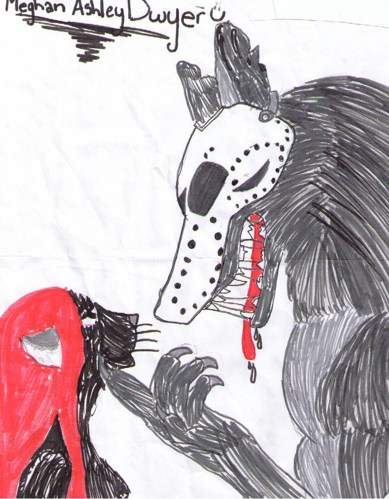 werewolf demon