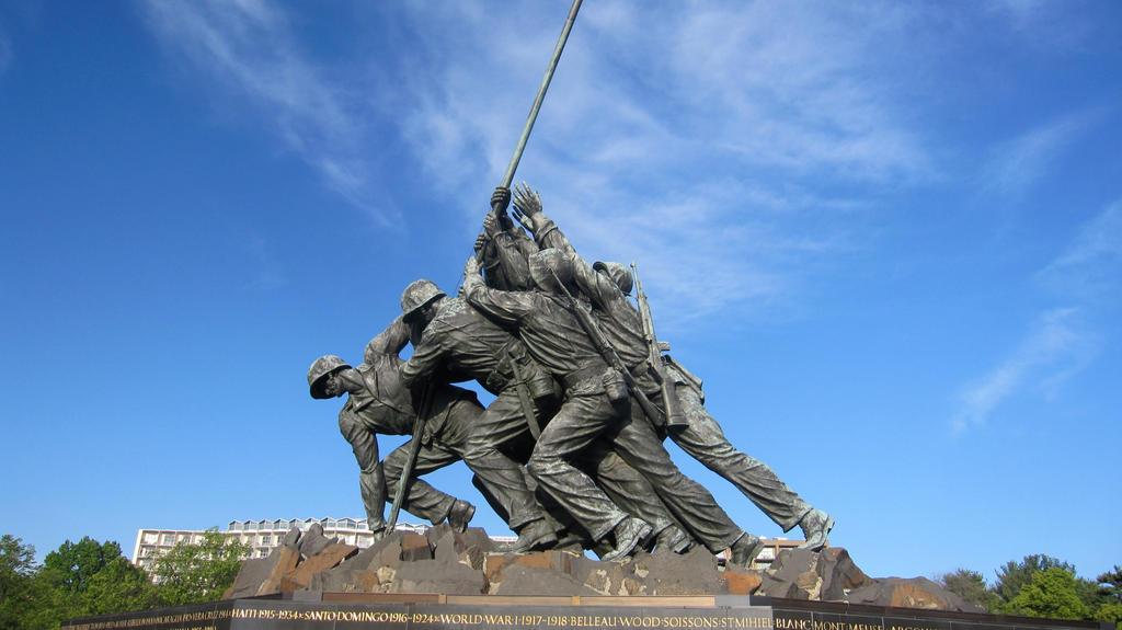 Iwo Jima by Wolflover36
