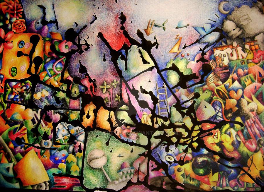 Different World by MrsButterD