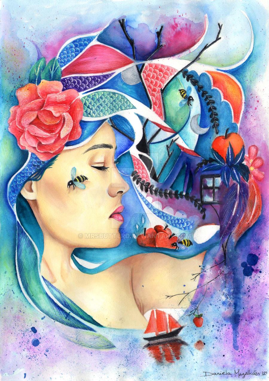 Dreamer by MrsButterD