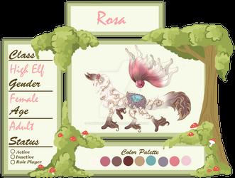 Rosa Reg App