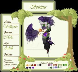 Spiritus Reg App