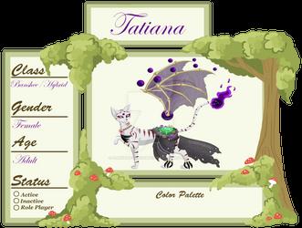 Tatiana Reg App