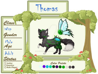 Thomas Reg App