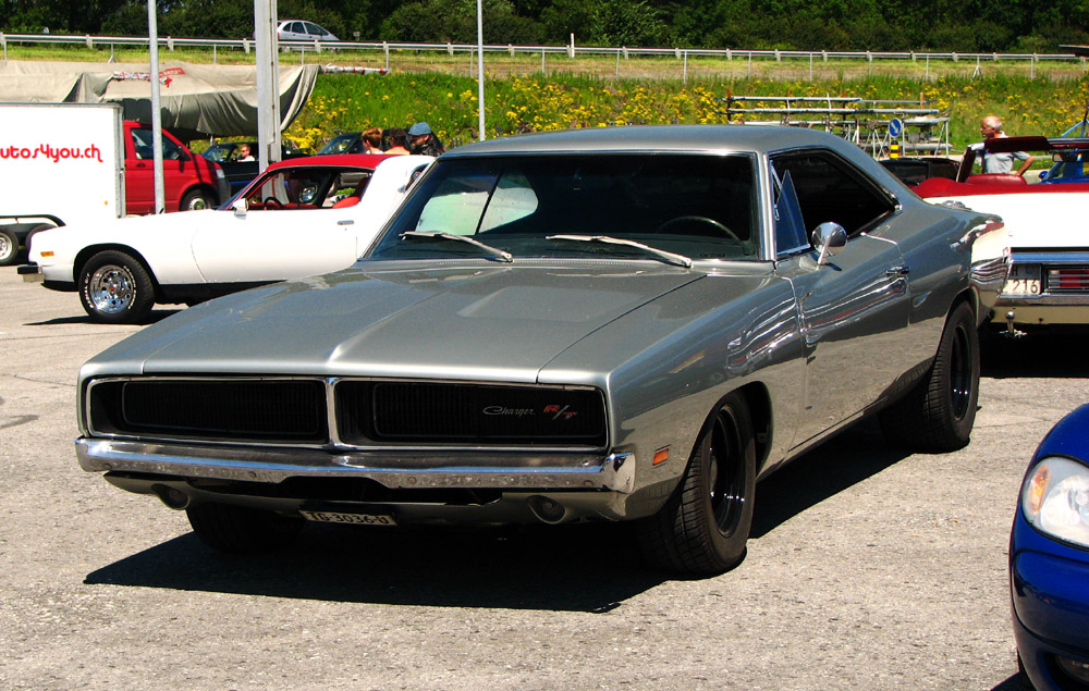 Silver 69 Charger Iii By Americanmuscle On Deviantart
