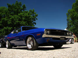 1970. dodge challenger by AmericanMuscle