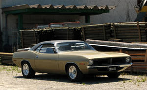 1970 Barracuda V by AmericanMuscle